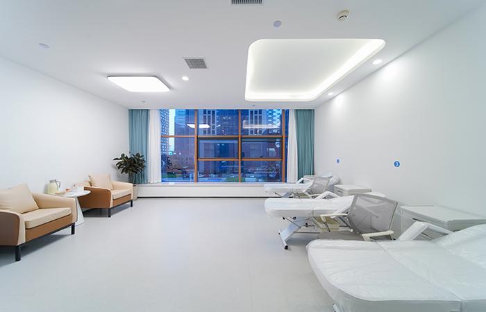 合肥沃瑞眼科医院病房