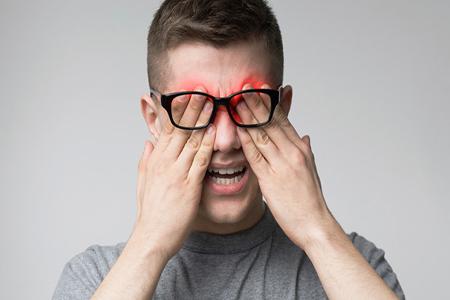 如何辨别是不是干眼症
