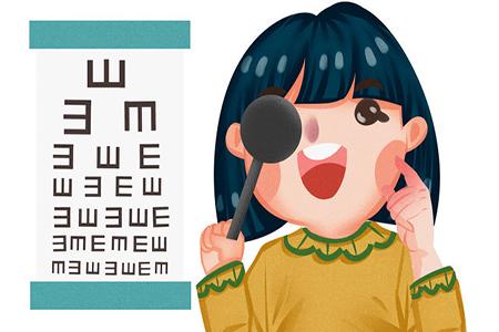 孩子视力不到1.0一定是近视?