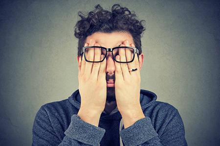 常见的干眼症,严重会导致什么后果