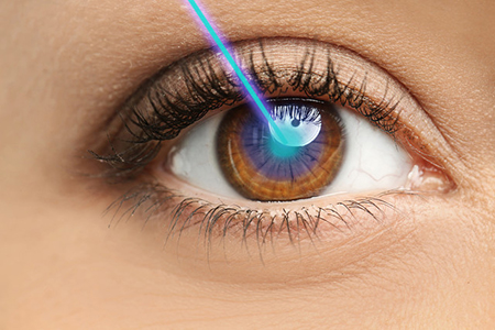 近视眼激光手术为什么有限制年龄?