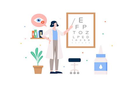 全飞秒近视手术后需要注意些什么?