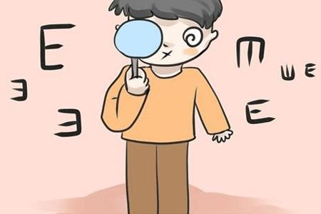 近视眼原因包含哪些?