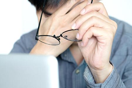 轻微干眼症如何自己治疗?这4个妙招教给你