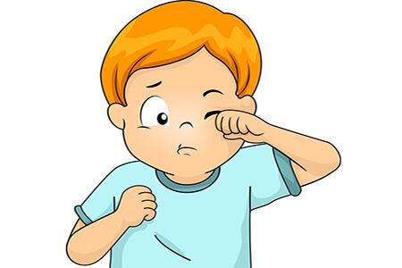 1分钟教你:小儿干眼症症状及治疗方法