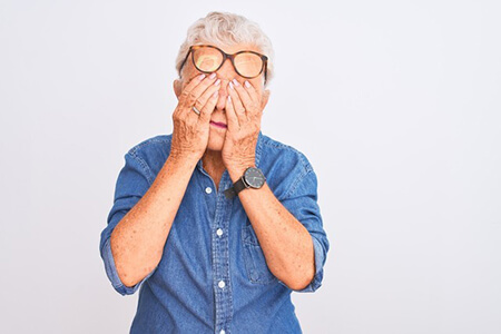 干眼症和青光眼哪个严重