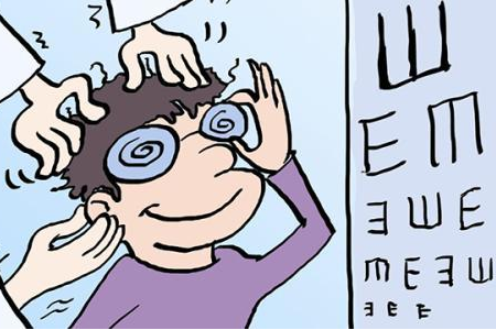 眼睛散光有什么好的恢复方法?