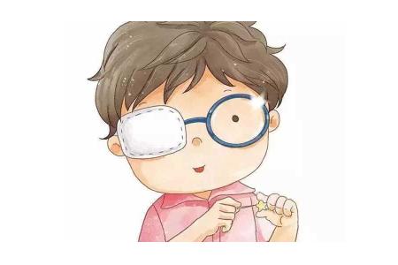 怎么预防儿童弱视复发?