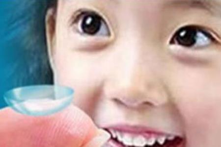 儿童一副角膜塑形镜多少钱?