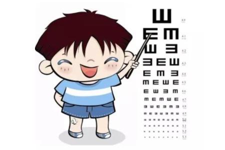 孩子的视力4.8怎样恢复正常呢?