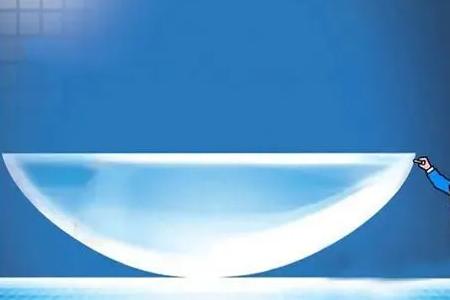 合肥眼科医院的硬性隐形眼镜多少钱?