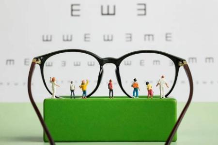 合肥眼睛近视恢复训练方法?